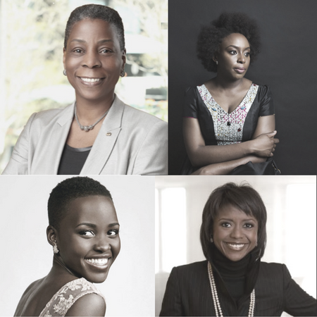 International Womens Day, March 8, Women, Ursala Burns, Mellondy Hobson, Lupita, Chimamanda
