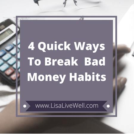Pin - Bad Money Habits