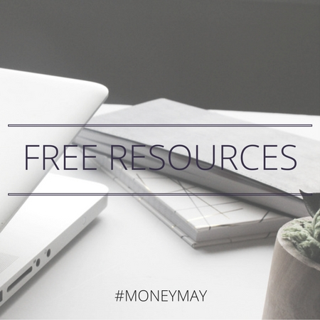 lisa Live well blog, money may, free resources